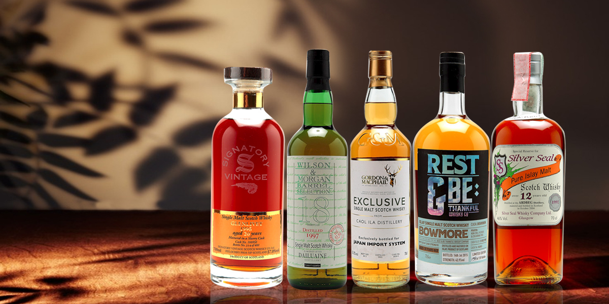 whisky fdn top ten indie bottlers