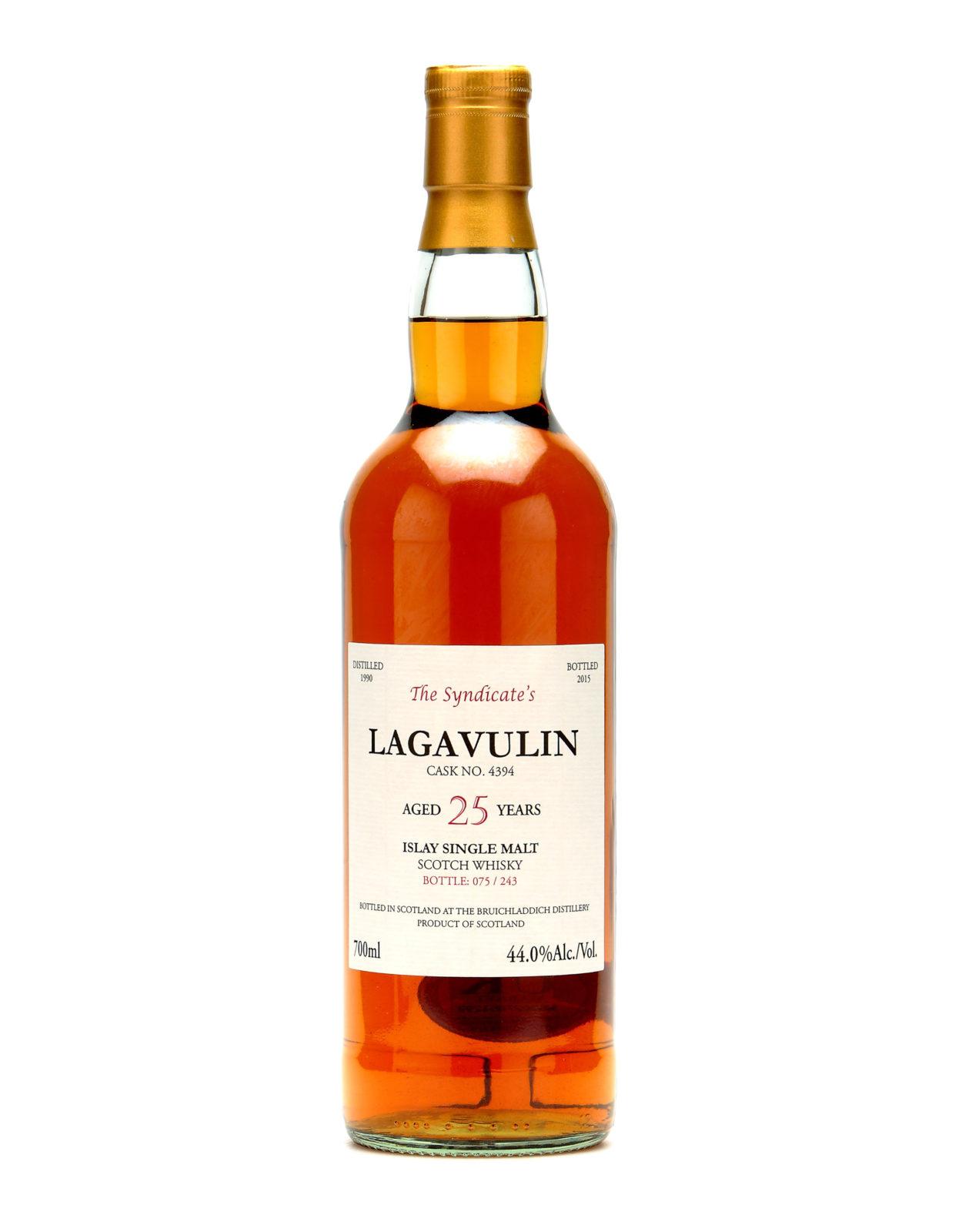 Lagavulin 25 Year Old