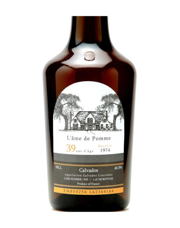 Calvados 39 Year
