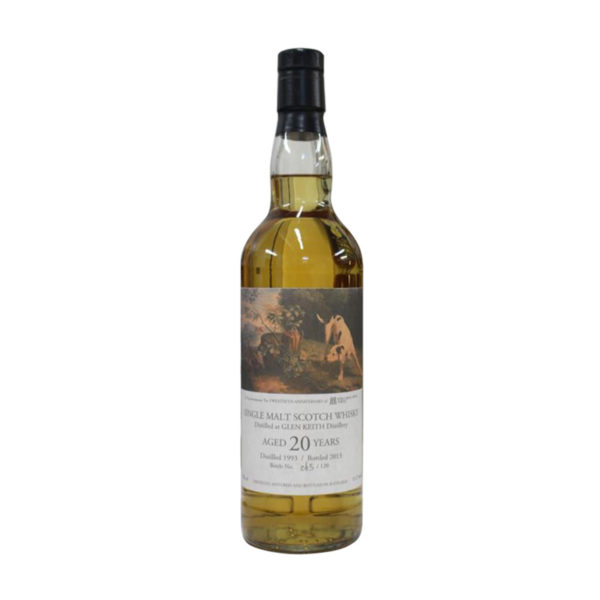 Single Malt Scotch Whisky Aged 20 Years