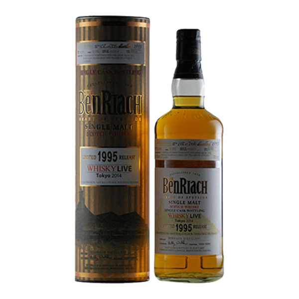 Benriach 1995 'Whisky Live Tokyo 2014'