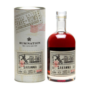 Savanna Sherry Finish Rum Nation