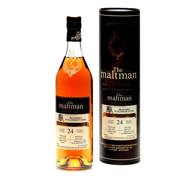 Springbank 24 Year Old
