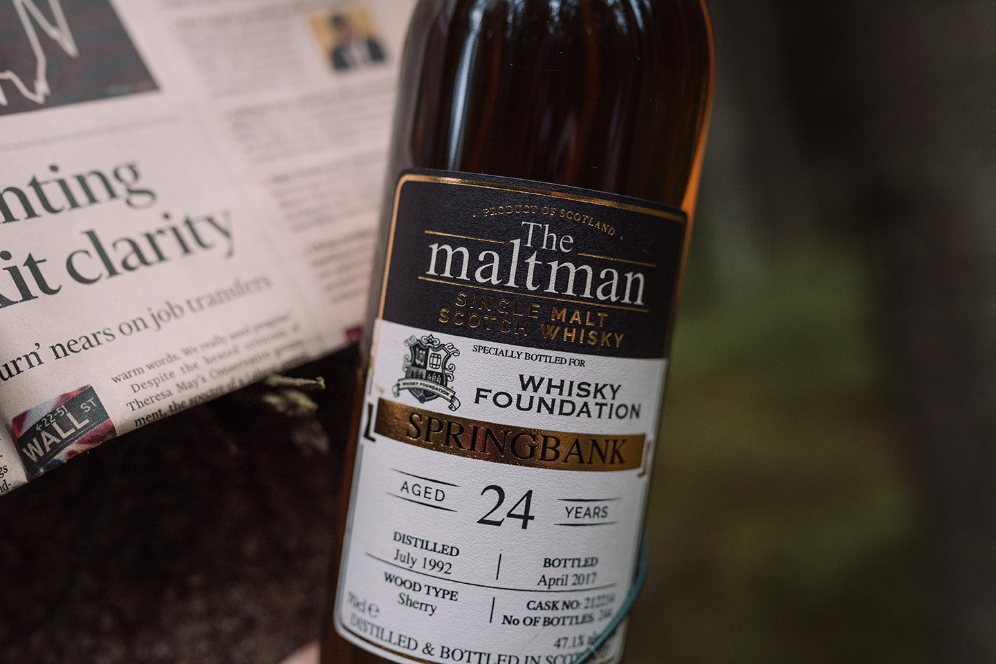 Springbank 24 by The Maltman