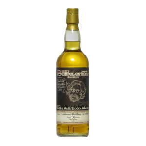 Linkwood 26 Years (The School of Malt, 1989)