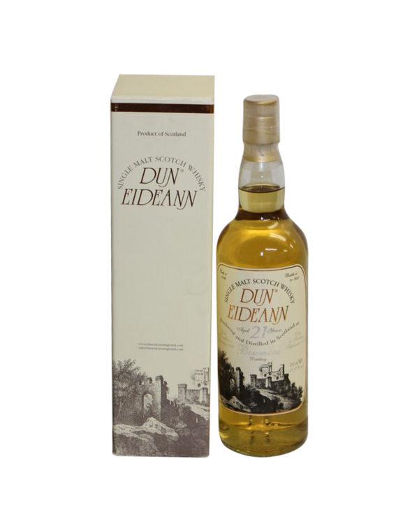 Bowmore 21 Year Old (Dun Eideann, 1992)