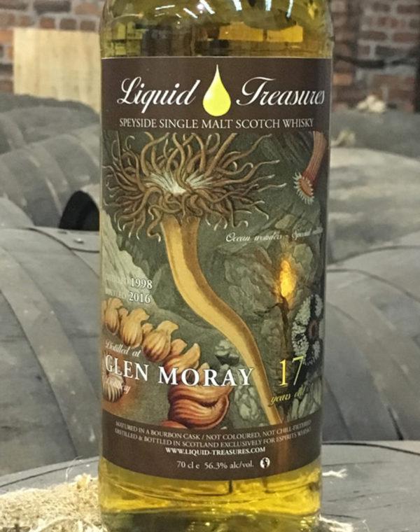 Liquid Treasures Glen Moray 17 Year