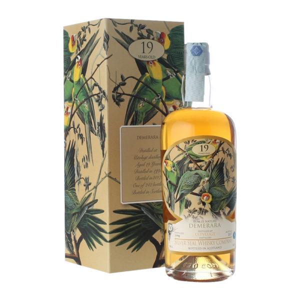 Uitvlugt Demerara 19 Year Old Rum