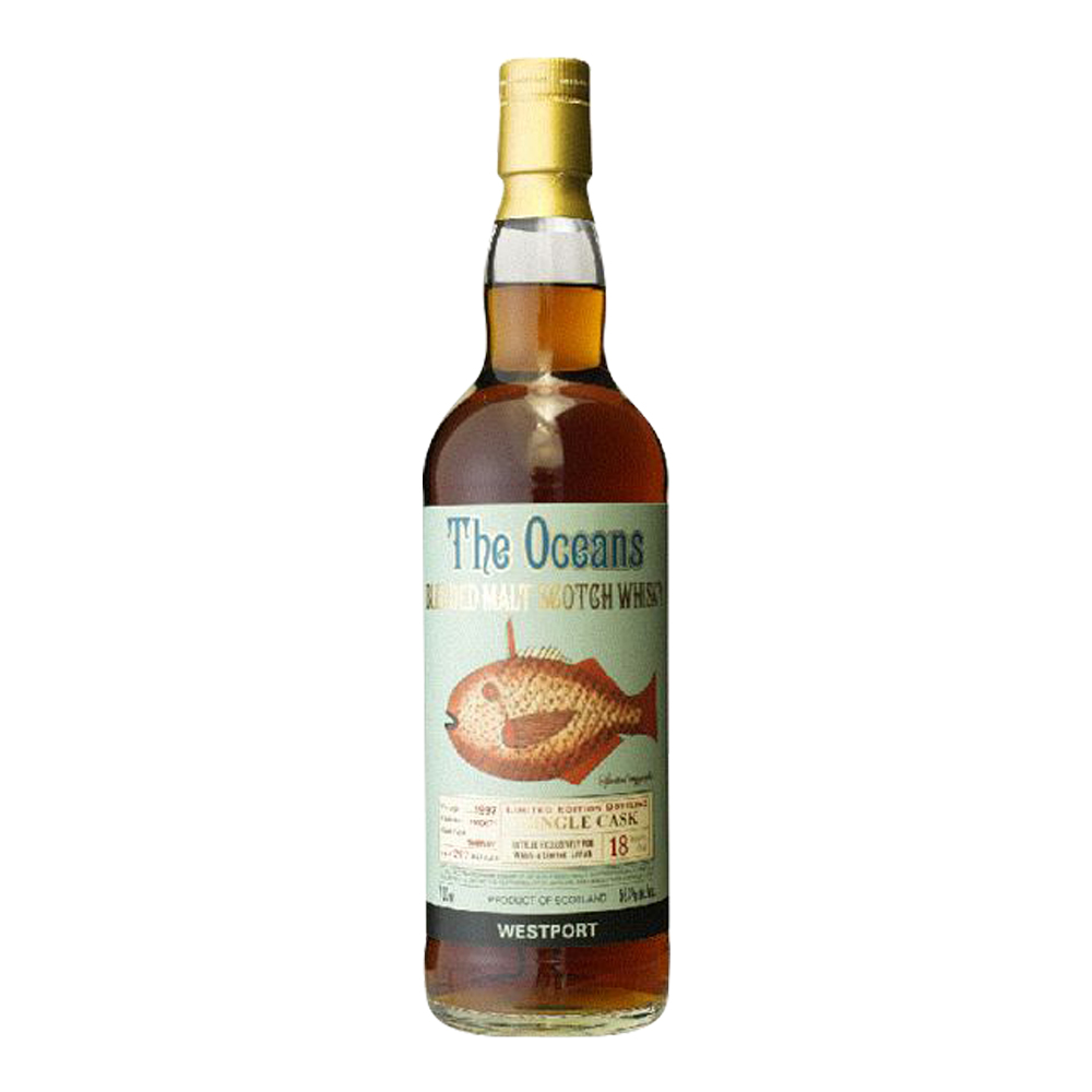 "Westport ""The Oceans"" 18 Year Old"