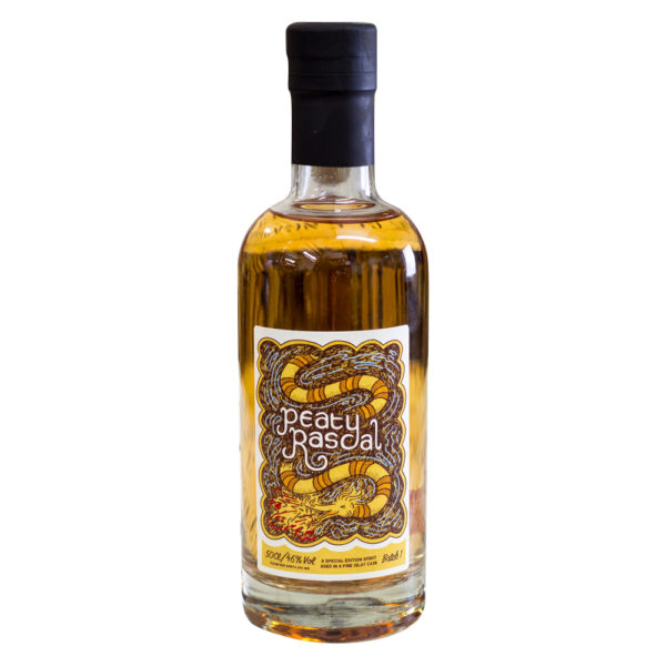Peaty Rascal by Gleann Mόr Spirits Company