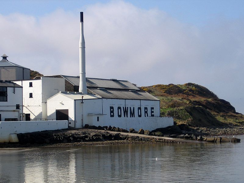 Distillery of the Month - Bowmore