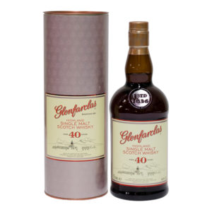 Glenfarclas 40 Years Old (J & G Grant)