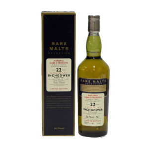 Inchgower 22 Year Old, Rare Malts Selection 1974