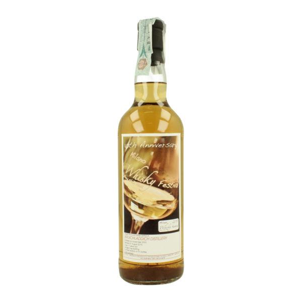 Bruichladdich 11 Year Old (Whisky Broker Milano Festival 2003)
