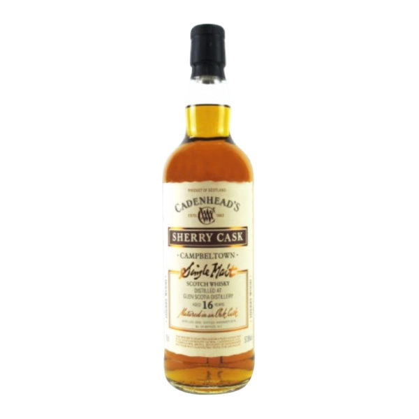 Glen Scotia 16 Year Old