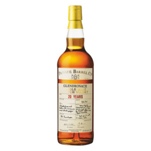Glendronach Private Barrel 20 Year Old Cask 3271