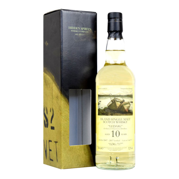 Ledaig 10 Years Old Cask LG.717