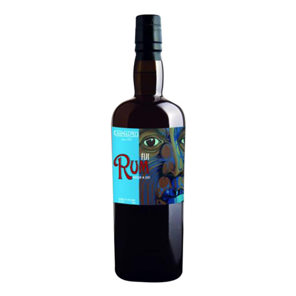 Samaroli 12 Year Old Fiji Rum