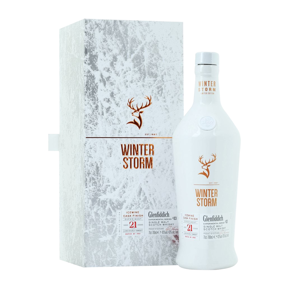 Glenfiddich Winter Storm Batch 2 Icewine Finish