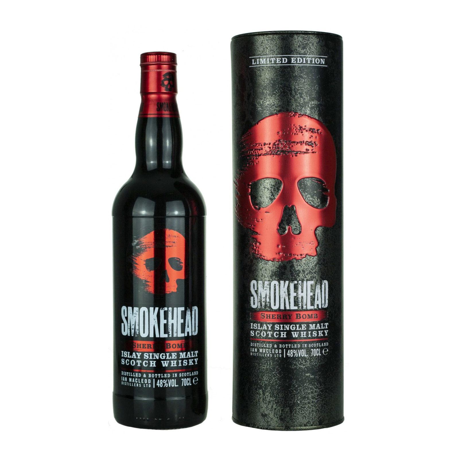 Smokehead Sherry Bomb Scotch Whisky New 2018 Release