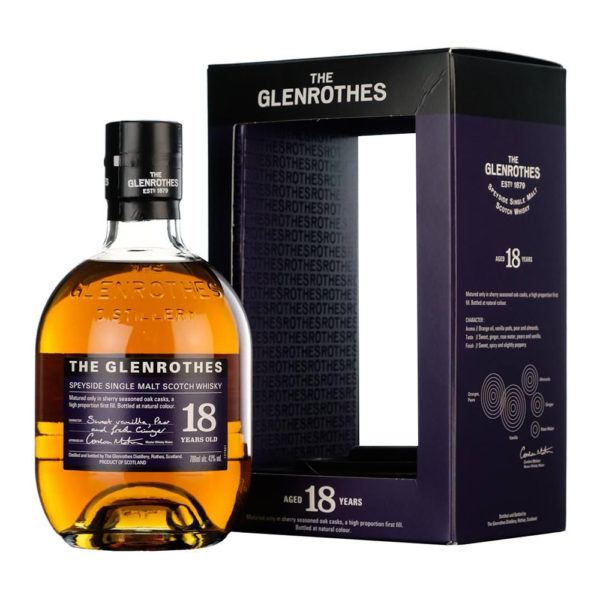 Glenrothes 18 Year Old Soleo