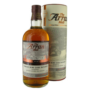 Isle of Arran Tuscan Wine Cask Matured Exclusive Whisky