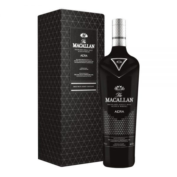 Macallan AERA Royal Black