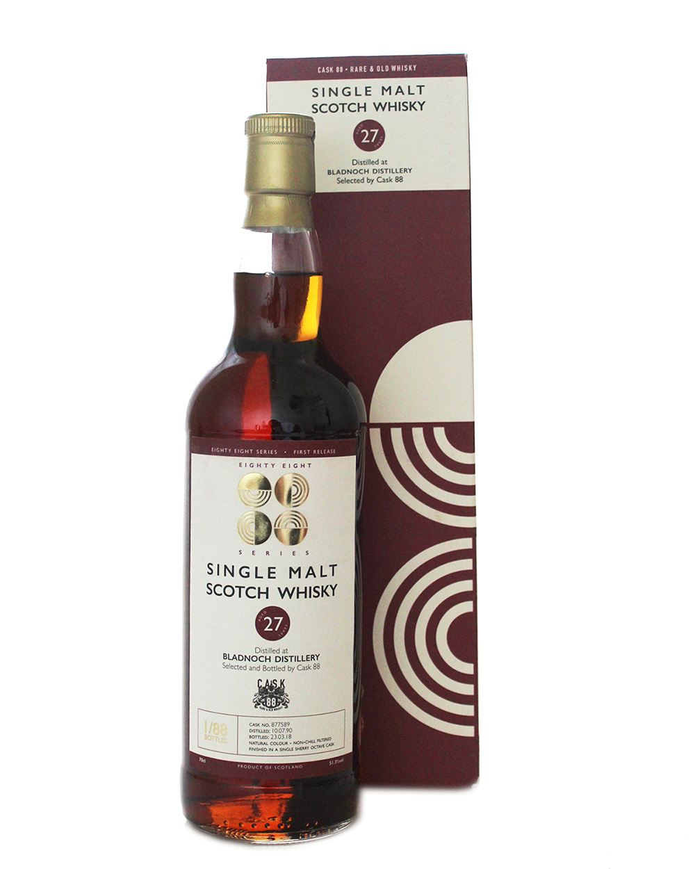 Bladnoch 27 Year Old