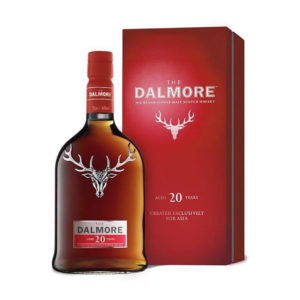 Dalmore 20 Year Old Limited Edition Single Malt Whisky