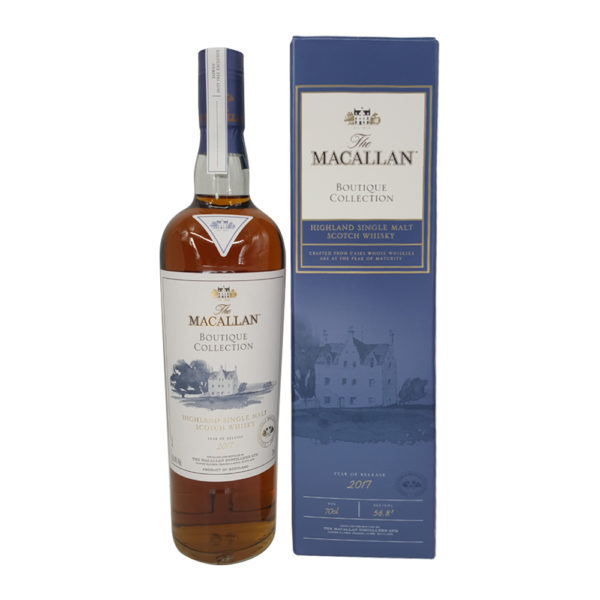 Macallan Boutique Collection 2017