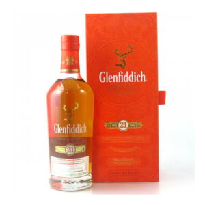 Glenfiddich 21 Year Old Reserva Rum Cask Finish