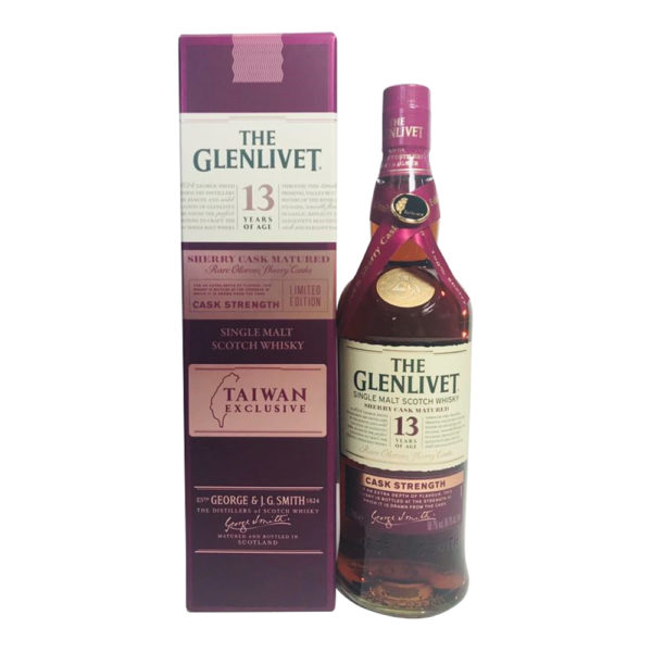 Glenlivet 13 Year Old Sherry Cask