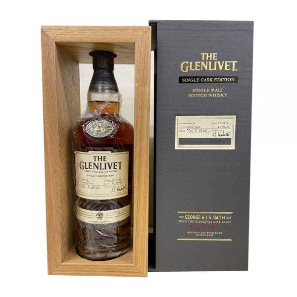 The Glenlivet Single Cask Edition