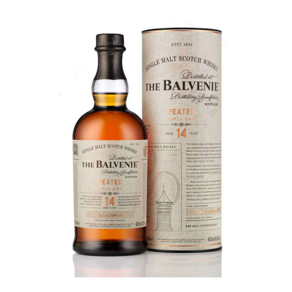 Balvenie 14 Year Old Peated Triple Cask