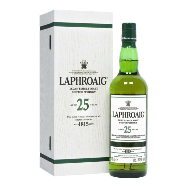Laphroaig 25 Year Old Cask Strength