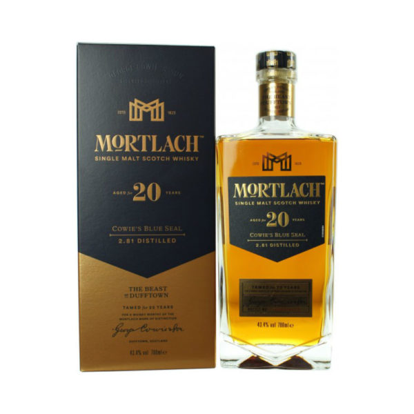 Mortlach 20 Year Old Cowie's Blue Seal