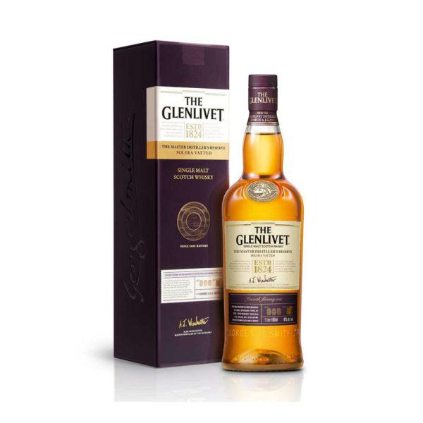 Glenlivet Master Distiller's Reserve Solera