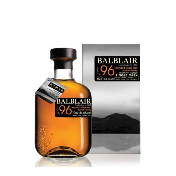 Balblair 1996 (Cask 22)
