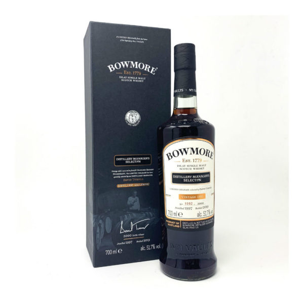 Bowmore Distillery Manager's Selection