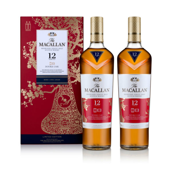 Macallan 12 Year Old Double Cask Year of the Pig