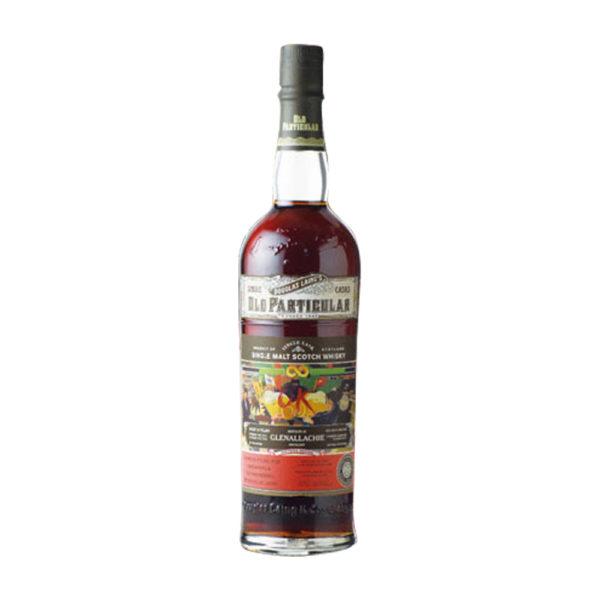 Glenallachie 10 Year Old 2008 for Shinanoya & The Whiskyfind