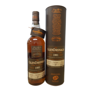 Glendronach 27 Year Old