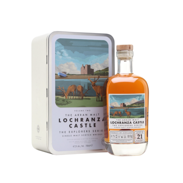 Lochranza Castle 21 Year Old