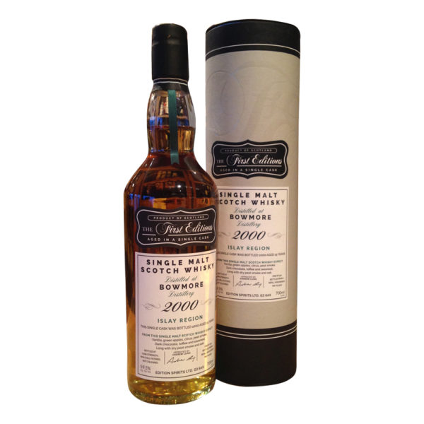 Bowmore 15 Year Old First Editions (Hunter Laing, 2000)
