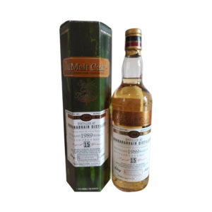 Bunnahabhain 15 Years – Old Malt Cask 1989