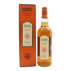 Macallan 1990 (Murray McDavid)