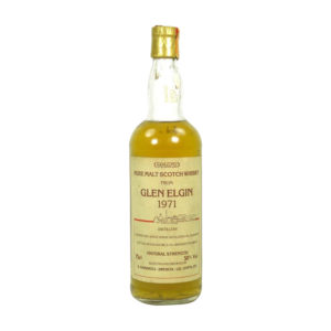 Glen Elgin 1971 Natural Strength