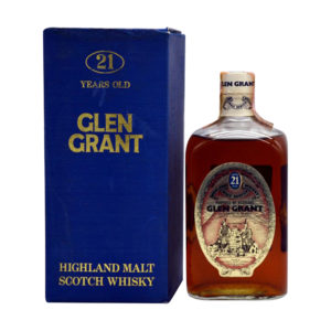 Glen Grant 21 Year Old