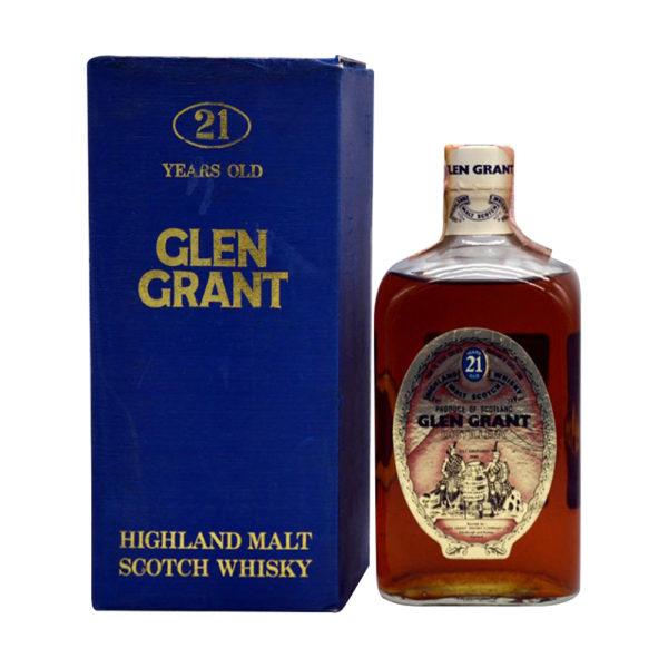 Glen Grant 21 Year Old