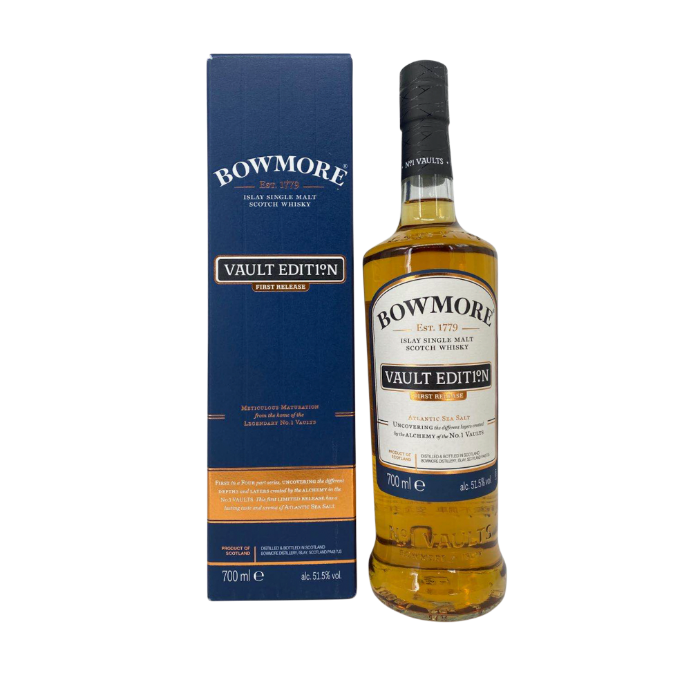 Bowmore Vault Edition